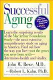 Successful Aging, John W. Rowe and Robert L. Kahn, 0440508630