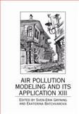 Air Pollution Modeling and Its Application XIII, , 1461368634
