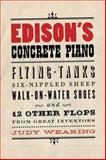 Edison's Concrete Piano, Judy Wearing, 1550228633