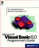 Microsoft Visual Basic 6.0 Programmer's Guide 9781572318632
