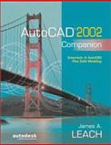 AutoCAD 2002 Companion, Leach, James A., 007252863X