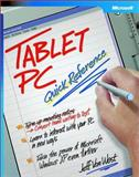 Tablet PC Quick Reference, West, Jeff Van, 0735618631