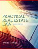Practical Real Estate Law, Daniel F. Hinkel, 1285448634