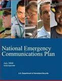 National Emergency Communications Plan, U. S. Department Security, 1481228633