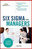 Six Sigma for Managers, Second Editon (Briefcase Books Series), Brue, Greg, 0071838635
