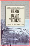 A Historical Guide to Henry David Thoreau, , 0195138635