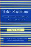 Helen Macfarlane : A Feminist, Revolutionary Journalist, and Philosopher in Mid-Nineteenth-Century England, Black, David, 0739108638