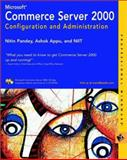 Microsoft Commerce Server 2000 Configuration and Administration, Sridhar Reddy and Nitin Pandey, 0764548638