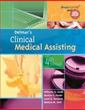 Delmar's Clinical Medical Assisting (Book Only), Lindh, Wilburta Q. and Pooler, Marilyn, 1111318638