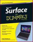 Surface for Dummies, 2nd Edition, Rathbone, 111889863X