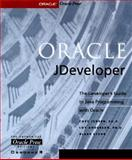 Oracle JDeveloper, Jensen, Cary and Stone, Blake, 0072118636