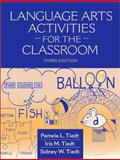 Language Arts Activities for the Classroom, Tiedt, Pamela L. and Tiedt, Iris M., 0205308635