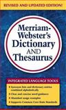 Merriam-Webster's Dictionary and Thesaurus, Merriam Webster, 087779863X