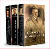 Theodore Roosevelt Trilogy Bundle, Edmund Morris, 0812958632