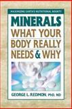 Minerals, George L. Redmon, 0895298635