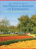 An Introduction to the Design and Analysis of Experiments, Canavos, George C. and Koutrouvelis, Ioannis A., 0136158633