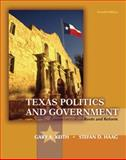 Texas Politics and Government, Keith, Gary A. and Haag, Stefan, 020507863X