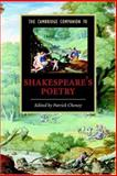 The Cambridge Companion to Shakespeare's Poetry, , 0521608643