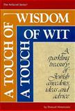 Touch of Wisdom, Touch of Wit, S. Himelstein, 0899068642