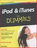 iPod and iTunes for Dummies, Tony Bove, 1118508645