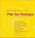 Adobe Master Class : Web Site Redesigns, DiNucci, Darcy, 0201758644