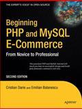 PHP and MySQL E-Commerce, Emilian Balanescu and Cristian Darie, 1590598644