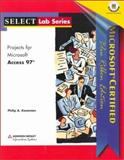 Select : Microsoft Access 97, Blue Ribbon Edition, Toliver, Johnson, 020143864X