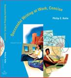 Successful Writing at Work : Concise Edition, Kolin, Philip C., 0618948643