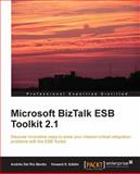 Microsoft BizTalk ESB Toolkit 2. 1, Andres Del Rio Benito and Howard S. Edidin, 1849688648