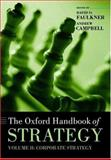 Corporate Strategy Vol. 2, , 0199248648