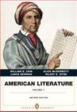 American Literature, Volume I (Penguin Academics Series) 2nd Edition