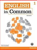 English in Common 1 Workbook, Saumell, Maria Victoria and Birchley, Sarah Louisa, 0132628643