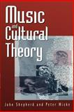 Music and Cultural Theory 9780745608648