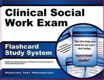 Clinical Social Work Exam Flashcard Study System : ASWB Test Practice Questions and Review for the Association of Social Work Boards Exam, Social Work Exam Secrets Test Prep Team, 1621208648