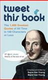 Tweet This Book, , 1569758646