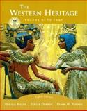The Western Heritage Vol. A : To 1527, Kagan, Donald, 0131828657