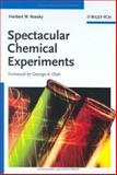 Spectacular Chemical Experiments, Roesky, Herbert W., 3527318658