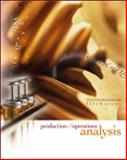 Production and Operations Analysis, Nahmias, Steven, 0073018651