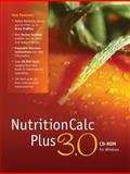 NutritionCalc Plus 3. 0 CD-ROM, ESHA Research, 0073328650