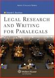 Legal Research and Writing for Paralegals 6e 6th Edition