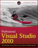 Professional Visual Studio 2010, Nick Randolph and David Gardner, 0470548657