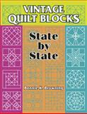 Vintage Quilt Blocks, Bonnie K. Browning, 1574328654