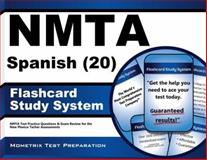 NMTA Spanish (20) Flashcard Study System : NMTA Test Practice Questions and Exam Review for the New Mexico Teacher Assessments, NMTA Exam Secrets Test Prep Team, 1627338659