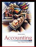 Accounting : The Basis for Business Decisions, Meigs, Robert and Williams, Jan, 0072478659