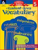 Getting to the Roots of Content-Area Vocabulary (Grade 5), Timothy Rasinski, 1425808654