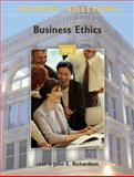 Annual Editions: Business Ethics 11/12, Richardson, John, 007352865X