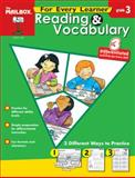 For Every Learner, The Mailbox Books Staff, 1562348655
