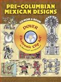 Pre-Columbian Mexican Designs, , 0486998657