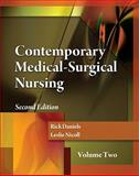 Contemporary Medical-Surgical Nursing, Daniels, Rick and Nosek, Laura, 1439058652