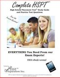 Complete Hspt, Complete Test Preparation Inc., 1927358655
